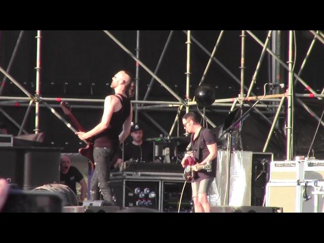 Placebo Special Needs LIVE Ippodromo del Visarno @FirenzeRocks 23 06 17