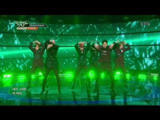 [RAW|VK][] MONSTA X - DRAMARAMA @ KBS Music Bank