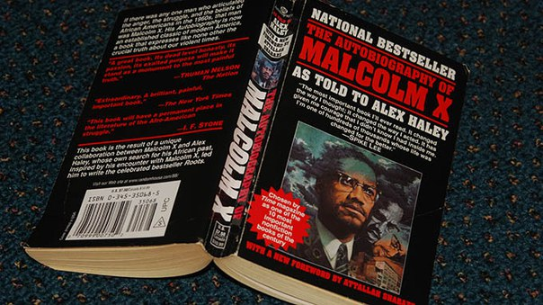 Kheyli A - The Autobiography of Malcolm X