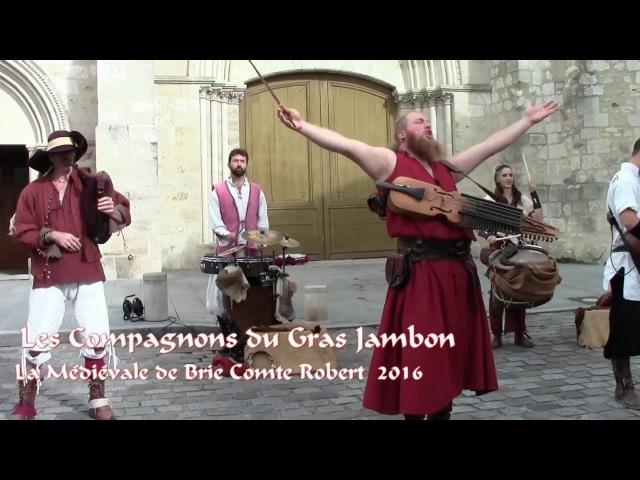 Les Compagnons du Gras Jambon - Villemann Og Magnhild