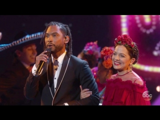Miguel, Gael Garcia Bernal and Natalia LaFourcades 2018 Oscar Performance of Remember Me from COCO