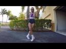 Танцы со светящимися кроссовками electro house 2016 2017