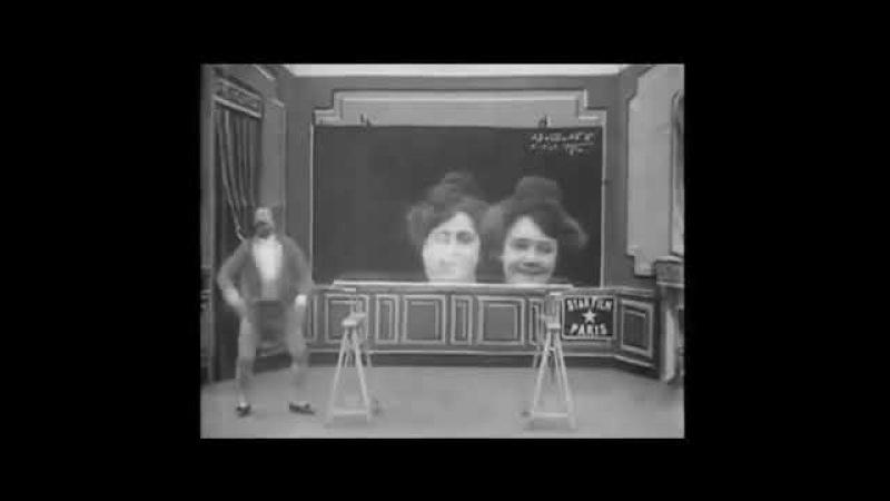 L'oeuf du sorcier ou L'oeuf magique prolifique 1903 - Silent Short Film - Georges Méliès