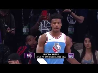 Buddy Hield vs Spencer Dinwiddie - Taco Bell Skills Challenge | 2018 NBA All-Star Saturday Night