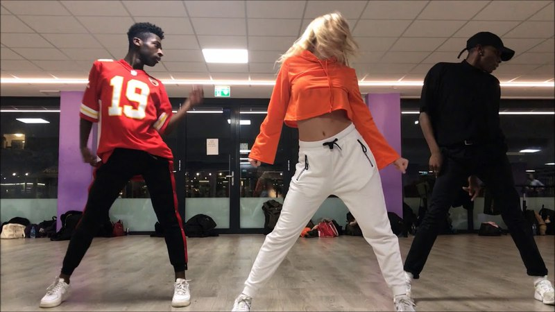 Britney Spears Me against the music Choreographed by Jordy Sparidaens Valery Bouwknegt