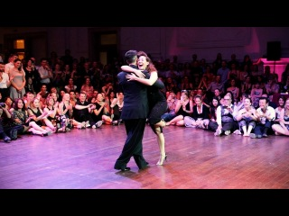 Tango: Juana Seplveda y Christian Marquez (Los Totis), 30/4/2017, Brussels TF, Mixed couples 4/5