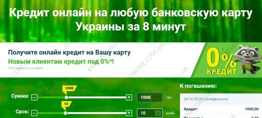 кредит онлайн 15000 на карту
