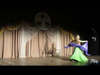 """Анастасия Хорошилова. Театр Восточного Танца """"Аль-Джана"""""""