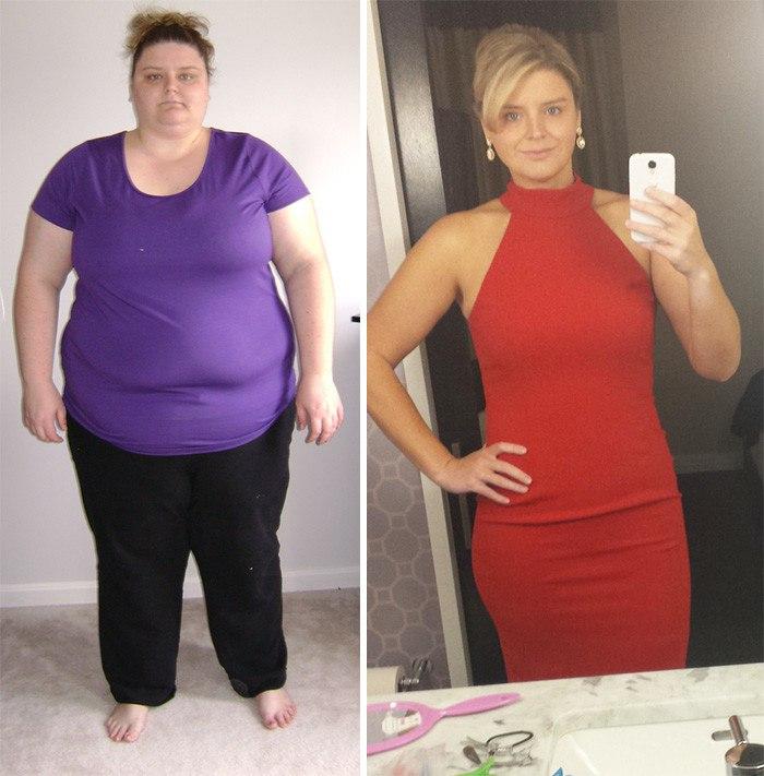 Так здорово истории похудения