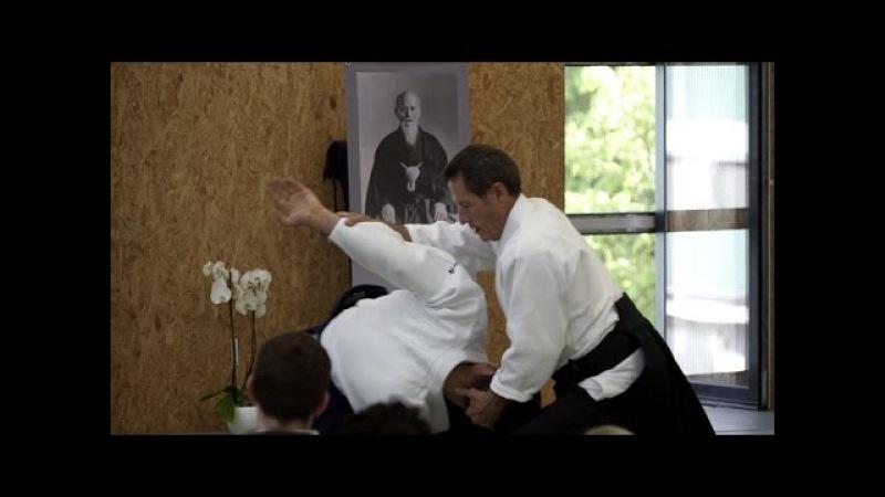 Aikido Christian Tissier Stage de Paque 2017
