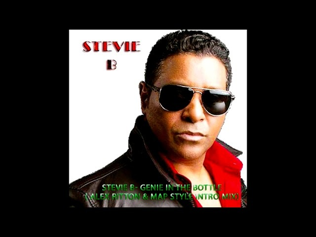 Stevie B - Genie in the Bottle (Alex Ritton Map Style Intro Mix)