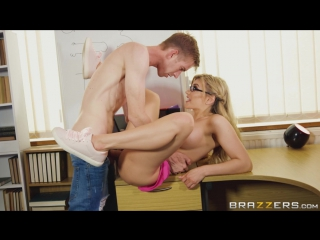 Carla Pryce - Сто первый минет / Blowjob 101 Brazzers