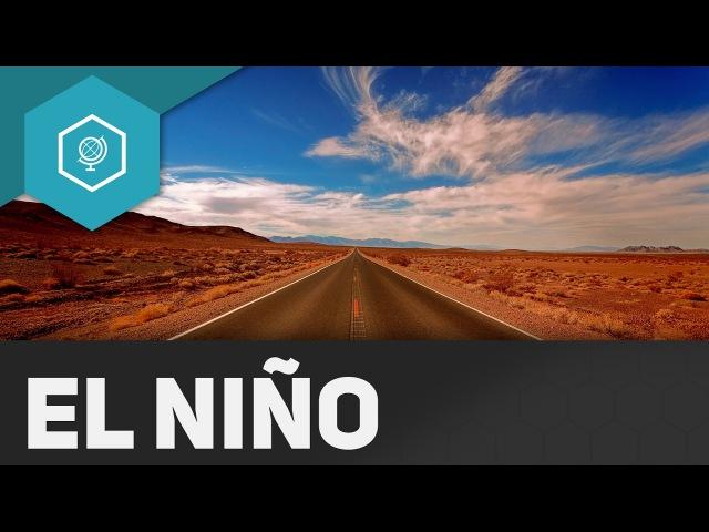 El Niño El Niño Phänomen El Nino und La Nina 2 ● Gehe auf GO