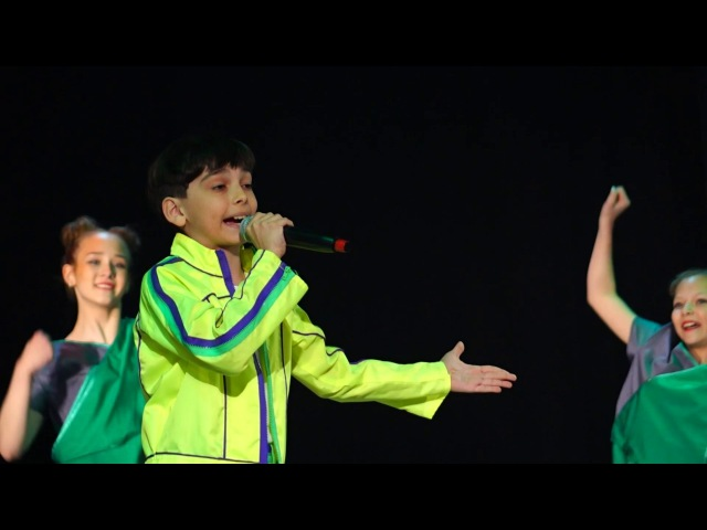Пой со мной Максим Праслов 12 лет