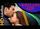 Khiladi 420 (2000) | Full Video Songs Jukebox | Akshay Kumar, Mahima Chaudhry, Antara Mali