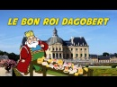 Le bon roi Dagobert instrumental - lyrics video for karaokeparoles
