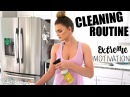 CLEANING ROUTINE 2018 I Extreme Motivation I Speed clean with me