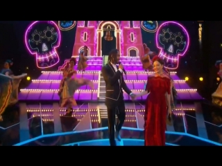 Remember Me Live Oscar 2018 - Natalia Lafourcade, Gael Garca  Miguel