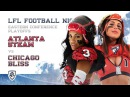 LFL 2017 SEASON WEEK 18 EASTERN CONFERENCE CHAMPIONSHIP 4TH QUARTER