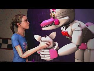 [FNAF/SFM] My Dear Friend Funtime Foxy (FNAF Sister Location animation)