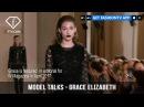 Model Talks Paris Fall/Winter 2017-18 Grace Elizabeth   FashionTV