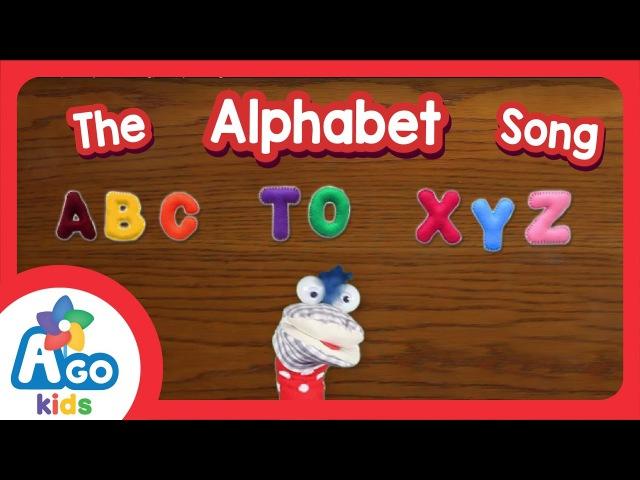 ABC to XYZ The Alphabet Song Simple Songs BINGOBONGO Learning