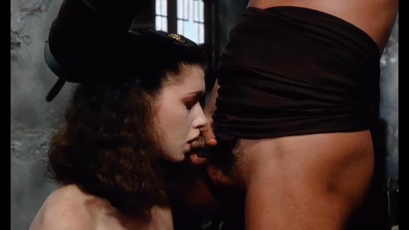 Изабель Ийе , Ариель Домбаль - Плоды страсти / Isabelle Illiers , Arielle Dombasle - Les fruits de la passion ( 1981 )