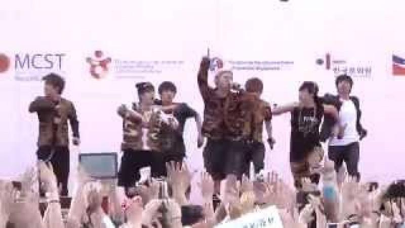 K-Pop World Festival 2014 (14.06.2014) - BTS - The Rise of Bangtan (live)