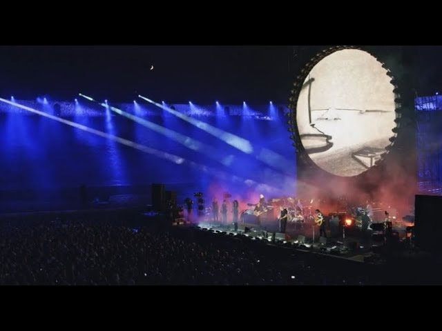 David Gilmour In Any Tongue Pompeii' 2016