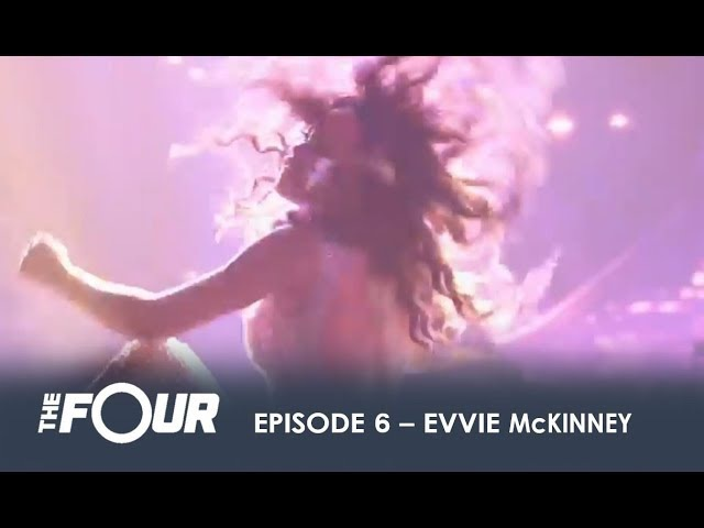 Evvie McKinney Goes MAD On Stage and BRINGS THE HOUSE DOWN Finale The Four