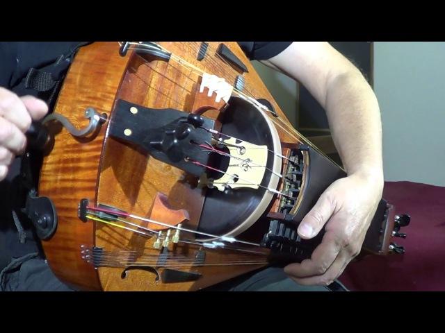 Aequilibrium Medieval Tune Hurdy Gurdy With Organ