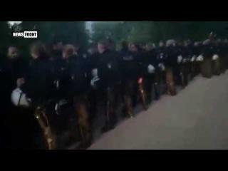 Полиция Гамбурга разогнала палаточный лагерь противников саммита G20
