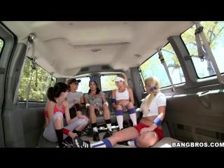 BangBus Shaggy the virgin!!!