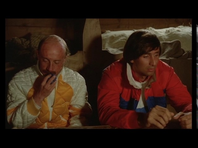 Les Bronzés Font du Ski - shallot liqueur scene (English subtitles)