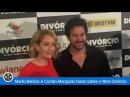 Murilo Benício e Camila Morgado falam sobre o sertanejo pop do filme Divórcio