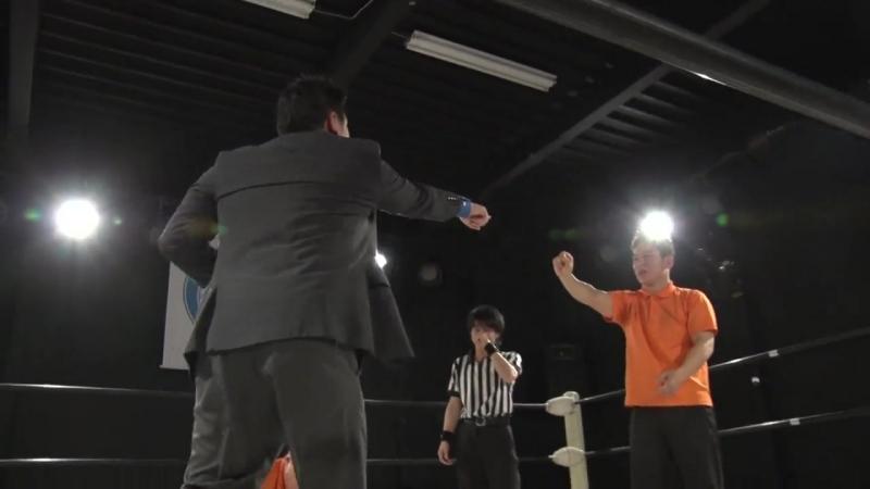 Daichi Kazato vs Ryu Gouma vs Tsutomu Oosugi DDT BASARA 30 5