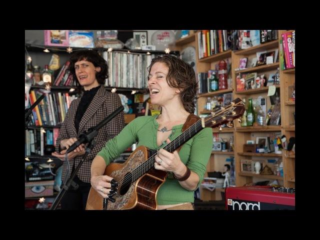 Ani DiFranco NPR Music Tiny Desk Concert