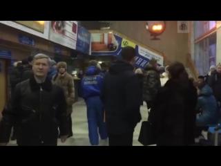 В аэропорту Орска собираются близкие погибших в катастрофе Ан-148