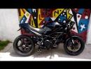 Ducati s2r 800 custom boomtubes