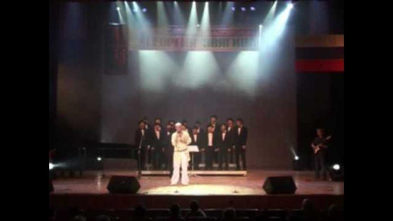 Lomir Ale Ineynem George Zvyagin Alexander Tsaliuk The Moscow Male Jewish Cappella Ekaterinburg