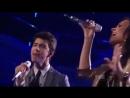Joe Jonas and Demi Lovato Live on American Idol 2010 Make a Wave