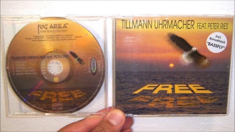 Tillmann Uhrmacher Featuring Peter Ries Free 2000 Marc 'n Ace remix