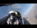 Совместные экипажи истребителей МиГ-29 отработали полеты на перехват воздушных целей