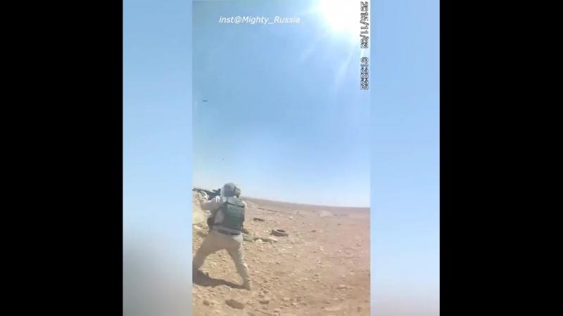 ГРУ ВС РФ. Сирия 2015 год.