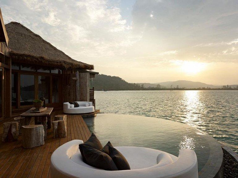 Роскошный курорт Song Saa в Камбодже, изображение №5