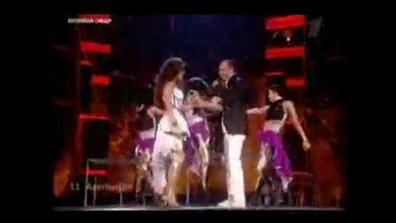 Азербайджан Евровидение2009