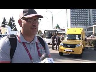 УАЗ представил продукцию в День промышленности