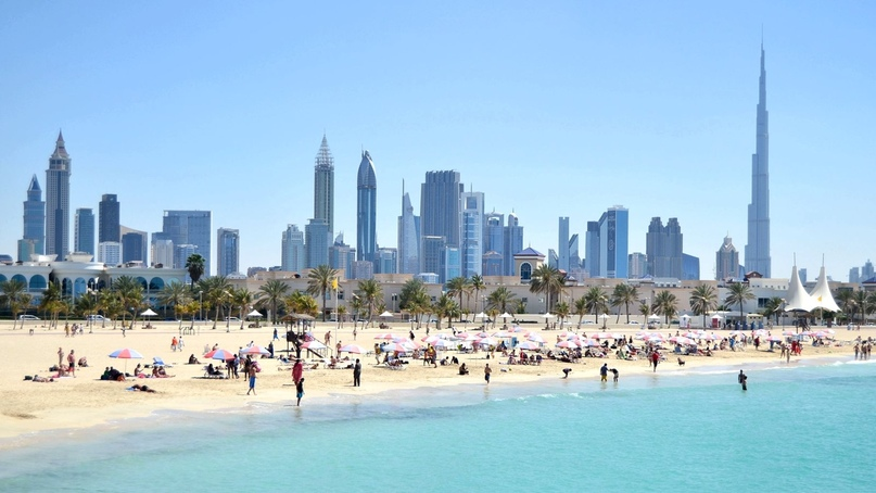 10 роскошных пляжей ОАЭ, изображение №5