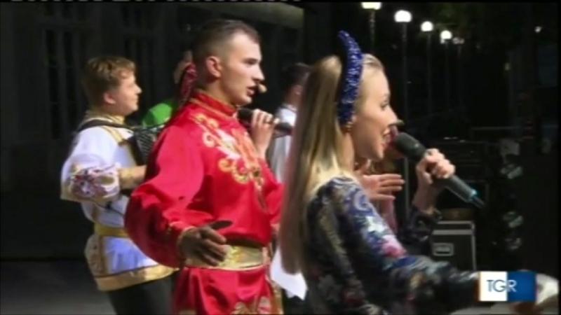 Русский народный ансамбль Любо Мило Москва на юбилей свадьбу праздник Фольклорный ансамбль Москва на свадьбу