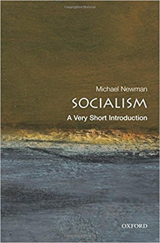 Socialism  A Very Short Introduction by Michael Newman